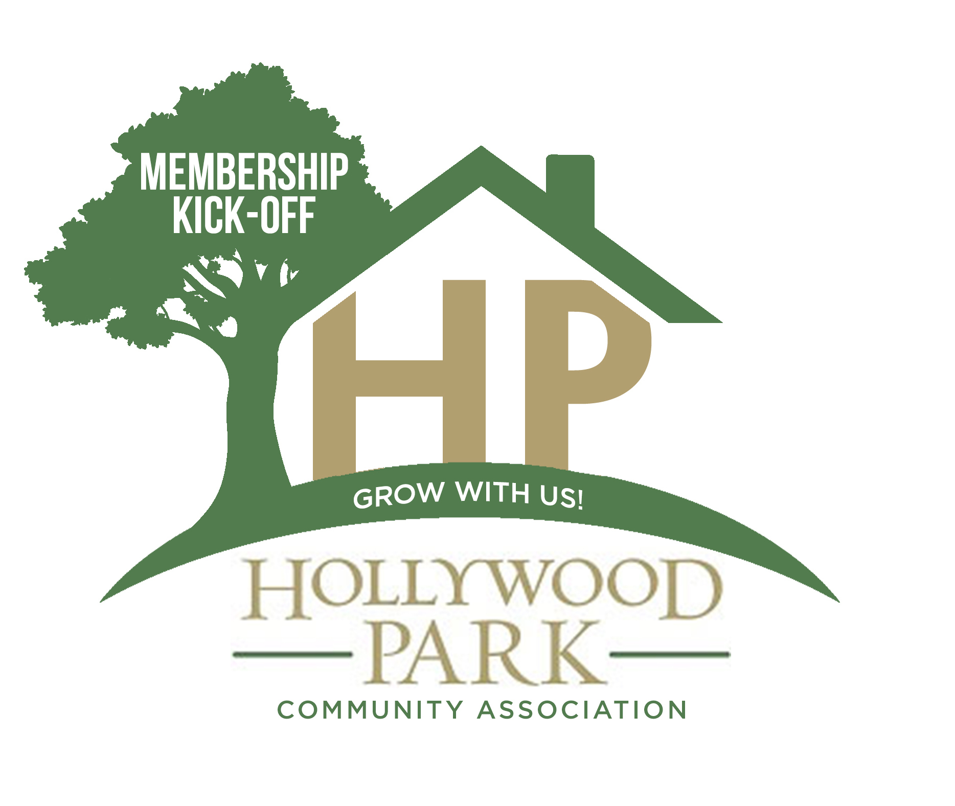 1-Hollywood Park Logo Membership Kick-Off